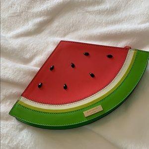 Kate Spade RARE Watermelon Clutch!!!